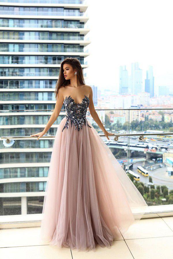 Вечернее платье Daria Karlozi Vega бежевое — купить в Москве - Свадебный ТЦ Вега