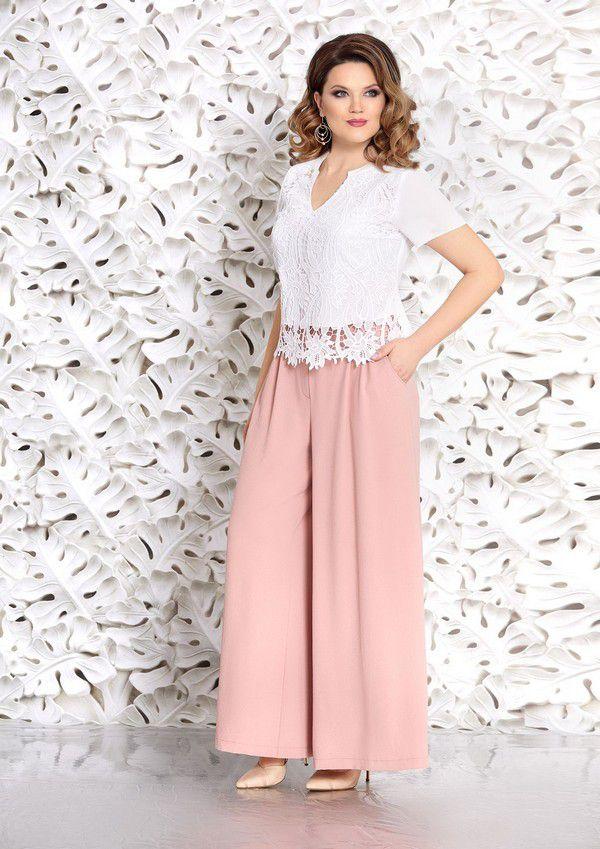Комплект Mira Fashion арт. 4613 | Платья, Костюм для полных, Модные стили