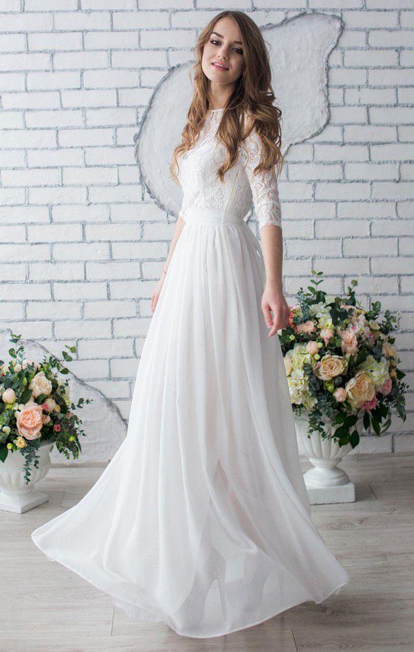 Платье для росписи купить в интернет-магазине Роял-бутик - Платья на роспись с доставкой по Украине