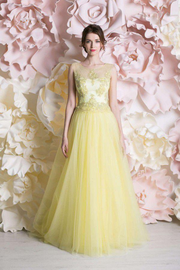Вечернее бальное платье купить в Москве — в салоне Valentina Polli!