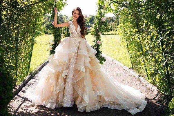 Свадебное платье осень-зима 2020/2021 - svadba.khakov.ua