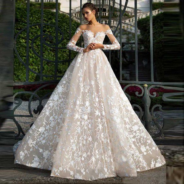https://ae01.alicdn.com/kf/UTB85.6Hjf2JXKJkSanrq6y3lVXah/Illusion-Neckline-Wedding-Dresses-Long-Sleeves-Lace-Tulle-Backless-High-Quality-Bridal-Gown-Vestido-De-Noiva.jpg