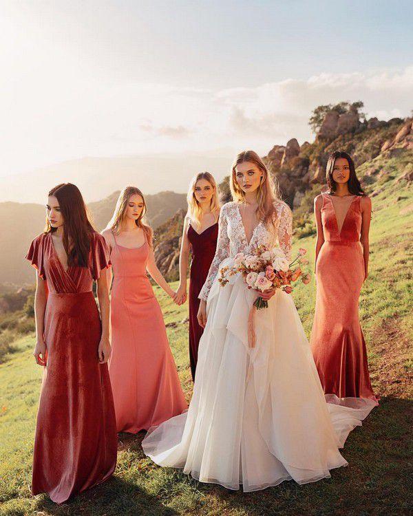 https://www.deerpearlflowers.com/wp-content/uploads/2019/05/Boho-mismatched-bridesmaid-dresses-9-.jpg
