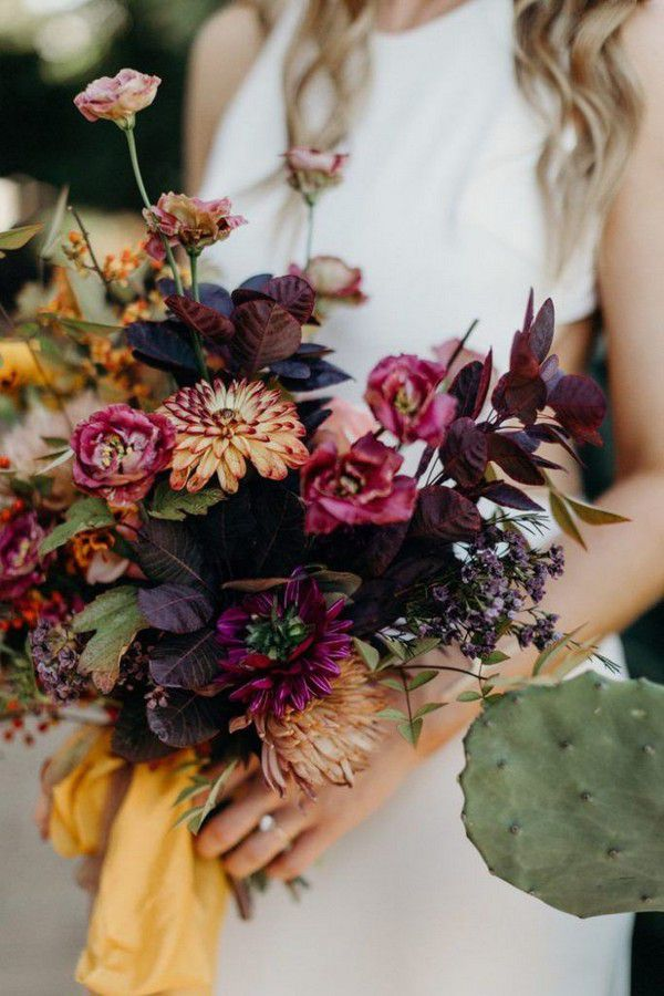 https://www.elegantweddinginvites.com/wedding-blog/wp-content/uploads/2020/08/purple-fall-wedding-bouquets-with-mustard-yellow-ribbon-683x1024.jpg