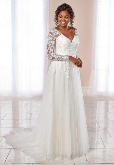 https://www.kleinfeldbridal.com/wp-content/uploads/2020/01/stella-york-long-sleeve-v-neck-floral-lace-a-line-wedding-dress-34184465-400x580.jpg