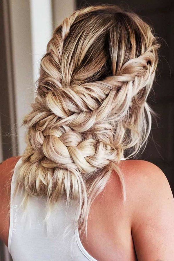 https://lovehairstyles.com/wp-content/uploads/2017/01/easy-hairstyles-spring-break-fishtail-crown-braid-updo-messy.jpg