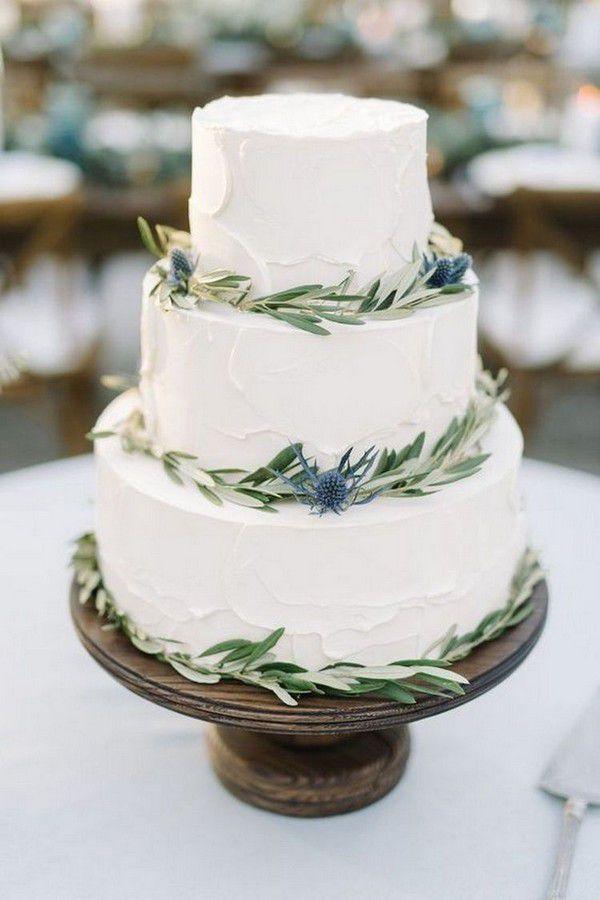 http://www.loveinconfetti.com/wp-content/uploads/2020/07/white-and-greenery-wedding-cake-ideas.jpg