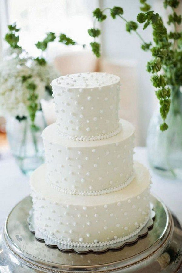 http://www.loveinconfetti.com/wp-content/uploads/2020/07/swiss-dot-all-white-wedding-cake.jpg