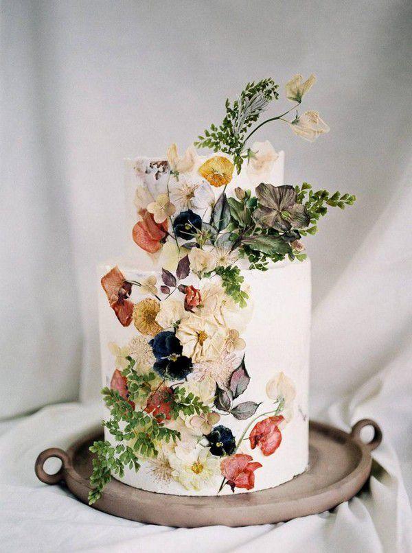 https://www.elegantweddinginvites.com/wedding-blog/wp-content/uploads/2020/09/trending-pressed-flower-2-tier-wedding-cake-762x1024.jpg